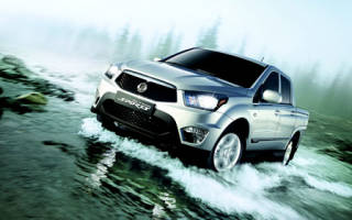 Ssangyong new actyon sports отзывы